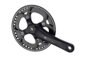 Pioneer Chainset 42T Black with Chain Guard 170 mm