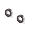 Token sealed bearings 2-pack. 699-2RS 9x20x6
