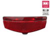 Lynx Rear Light for Luggage Racks 50-80 mm