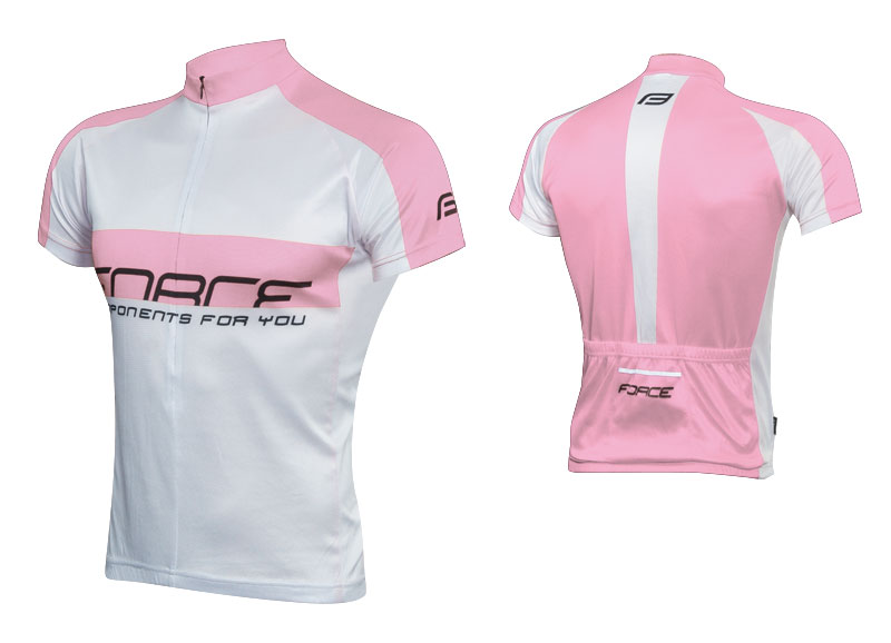 Force Light Vintage jersey pink/white