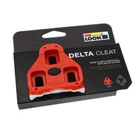 09f57ba28dc Look Delta cleats red with 9 degrees float - 13