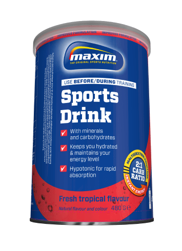 Maxim Energy Drink tropical fruit