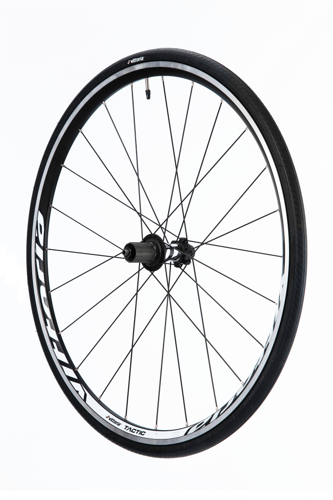 Vittoria Tactic 11 Speed Tubeless Ready Wheel Set