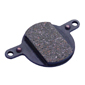 Brakepads for discbrakes
