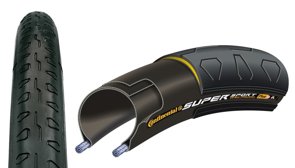 Continental Super Sport Plus 700x25