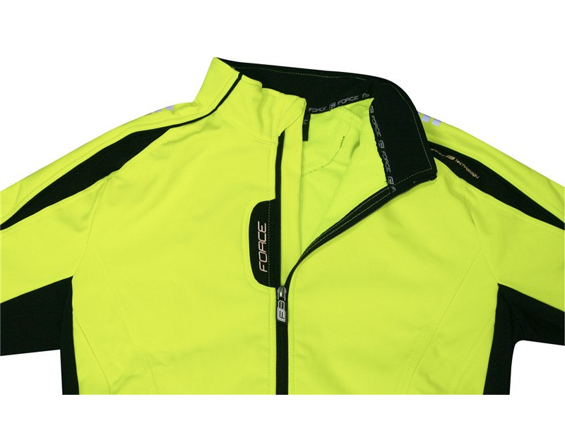 075bb62dc Force X72 Softshell jacket fluo - 66,98€ : Cyclebrother.com ...